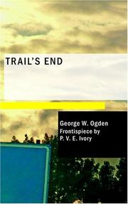 Cover of: Trail