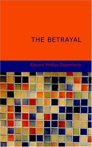 Cover of: The Betrayal