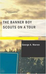 Cover of: The Banner Boy Scouts on a Tour