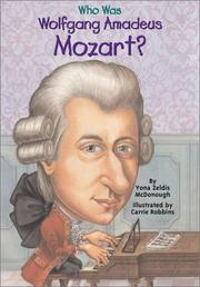 Who Was Wolfgang Amadeus Mozart? (Who Was...?)