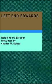 Cover of: Left End Edwards