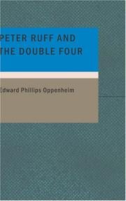Cover of: Peter Ruff and the Double Four