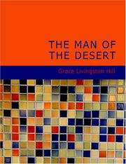 Cover of: The man of the desert