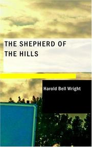 Cover of: The Shepherd of the Hills | Harold Bell Wright