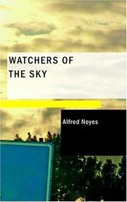 Cover of: Watchers of the Sky