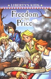 Cover of: Freedom at any price | Amanda Stephens