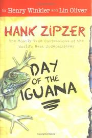 Cover of: Day of the iguana