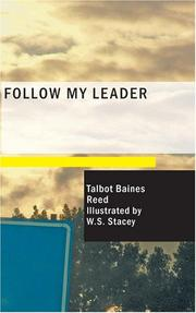 Cover of: Follow My leader: The Boys of Templeton