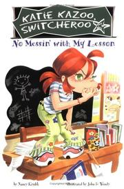 Cover of: No messin' with my lesson