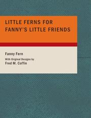 Cover of: Little Ferns For Fanny