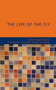 Cover of: The life of the fly
