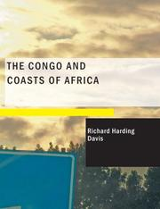 Cover of: The Congo and Coasts of Africa