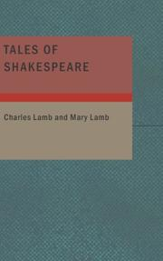 Cover of: Tales of Shakespeare