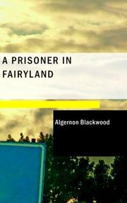 Cover of: A Prisoner in Fairyland