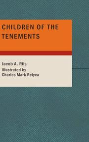Cover of: Children of the Tenements