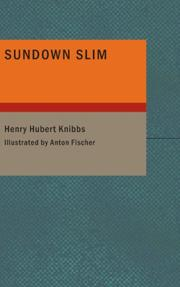 Cover of: Sundown Slim