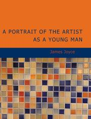 A Portrait of the Artist as a Young Man (Large Print Edition)