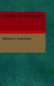 Cover of: Coffee in the gourd