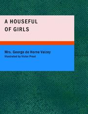 Cover of: A Houseful of Girls