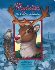 Cover of: Rudolph the Red-Nosed Reindeer (Board) | Robert L. May