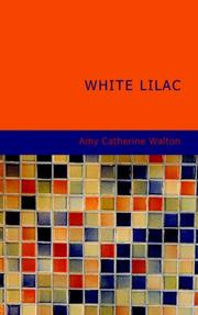 Cover of: White Lilac