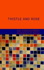 Cover of: Thistle and Rose