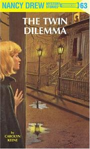 Cover of: The Twin Dilemma