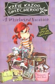 Cover of: A whirlwind vacation