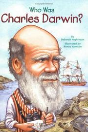 Cover of: Who Was Charles Darwin? (Who Was...?)