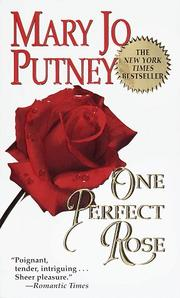 Cover of: One Perfect Rose (Fallen Angels)