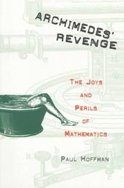 Cover of: Archimedes' Revenge
