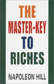 Cover of: The Master-Key to Riches
