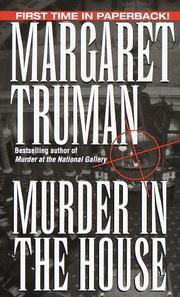Cover of: Murder in the House (Capital Crime Series , No 13)