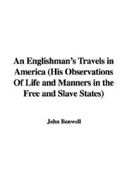 Cover of: An Englishman