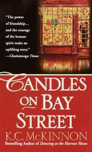 Candles on Bay Street by K. C. McKinnon