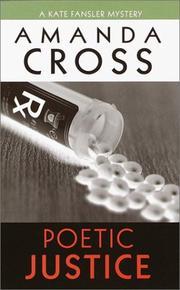 Poetic Justice (Kate Fansler Novels)