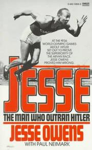 Cover of: Jesse