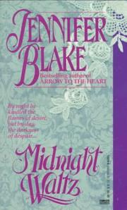 Cover of: Midnight Waltz | Jennifer Blake