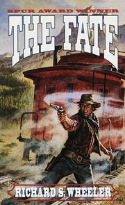 Cover of: The fate: a Santiago Toole western
