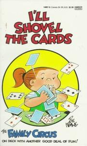 Cover of: I'll Shovel the Cards