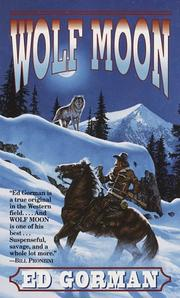 Cover of: Wolf moon