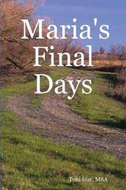 Cover of: Maria