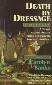 Cover of: Death by Dressage