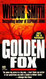 Cover of: Golden Fox