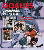 Cover of: Goalies