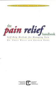 Cover of: The Pain Relief Handbook | Chris Wells