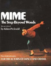 Cover of: Mime | Adrian Pecknold
