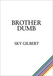 Cover of: Brother Dumb | Sky Gilbert