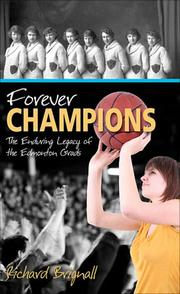 Cover of: Forever Champions | Richard Brignall