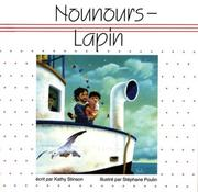 Cover of: Nounours-lapin